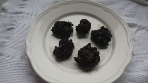 Cookies au chocolat sans beurre dans Biscuits imgp1486-300x168